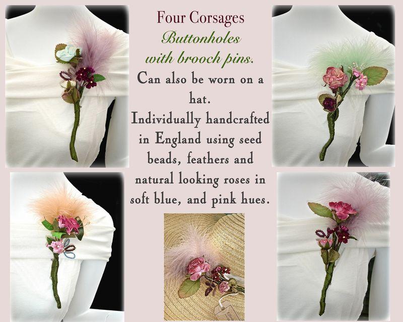 Four_corsages
