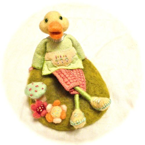 Felt_duck