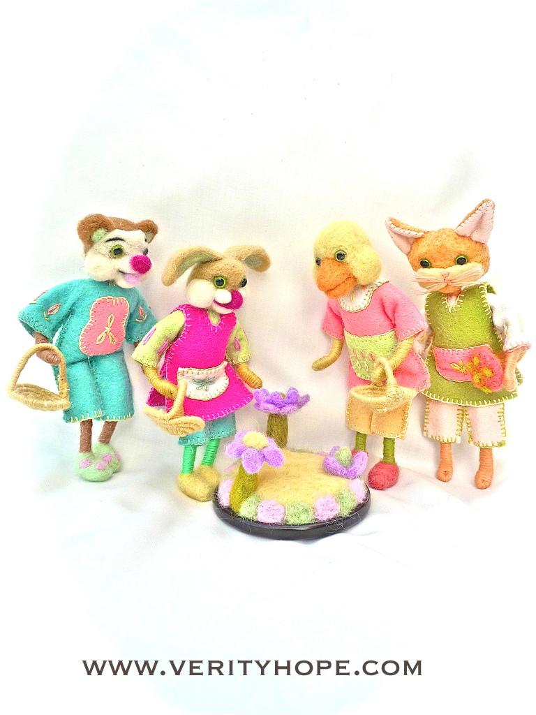 Etsy handmade dolls
