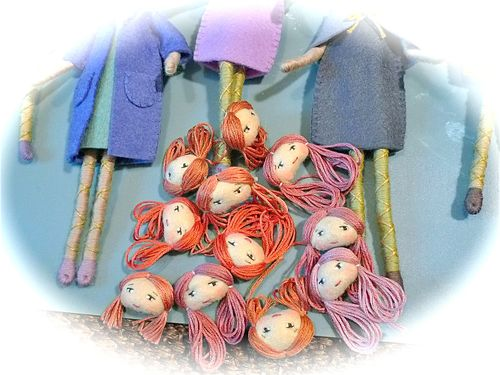 Doll making 7