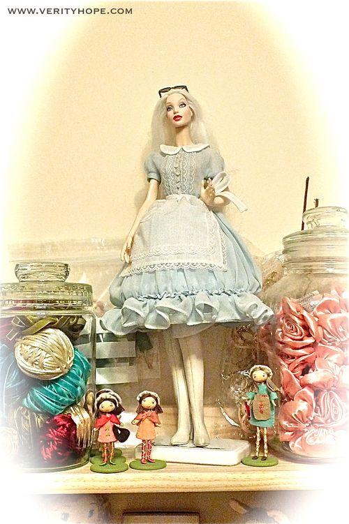 Jozef Szekeres dolls