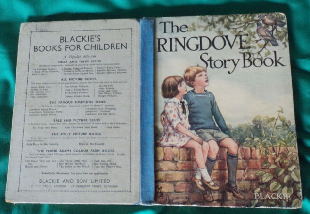 Dove tale storybook