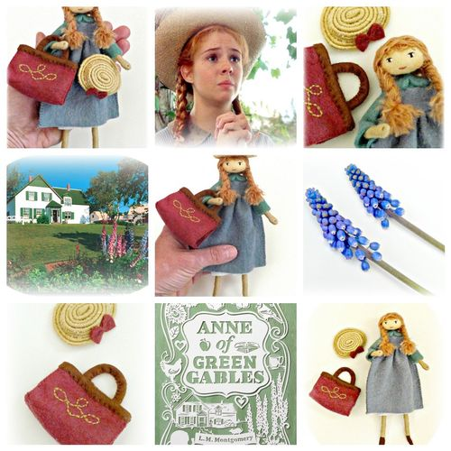 Verity hope anne shirley doll