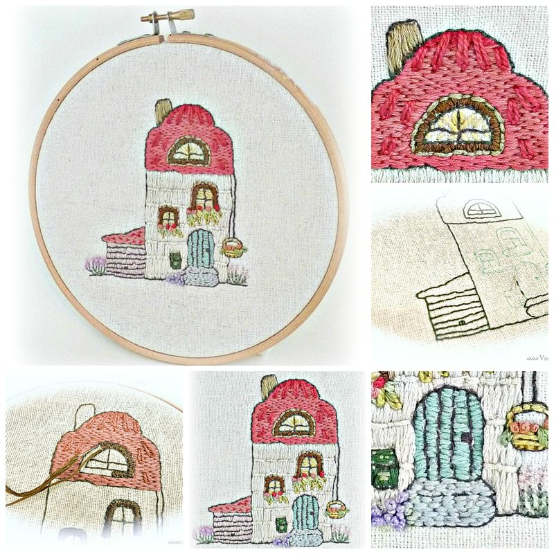 House embroidery 5